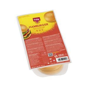 Ψωμάκια για Χάμπουργκερ Χωρίς Γλουτένη 300g | Vegan Χωρίς Λακτόζη | Dr Schar
