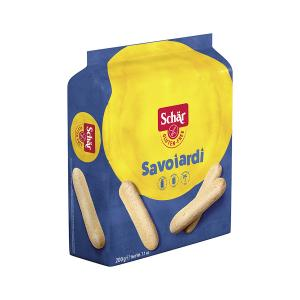 Σαβαγιάρ Μπισκότα Χωρίς Γλουτένη 200g | Χωρίς Λακτόζη Vegetarian | Dr Schar