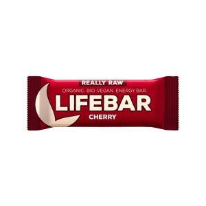 Μπάρα Ενέργειας Κεράσι 47g | Ωμό Βιολογικό Vegan Σνακ Χωρίς Γλουτένη | Lifefood