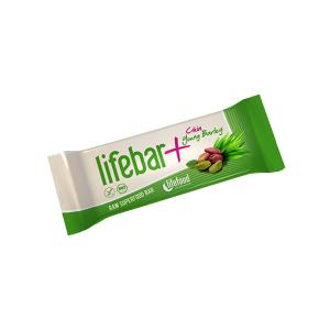 Μπάρα Ενέργειας με Σπόρους Chia και Φυστίκια 47g | Ωμό Βιολογικό Vegan Σνακ Χωρίς Γλουτένη | Lifefood