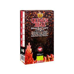 Black Royal Quinoa 500g | Organic Gluten Free High Protein Vegan  | Quinua Real