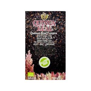 Μαύρη Βασιλική Κινόα 500g | Βιολογική Χωρίς Γλουτένη Υψηλής Πρωτεΐνης Vegan | Quinua Real