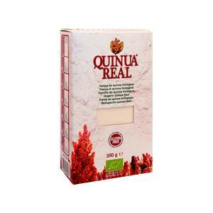 Αλεύρι από Βασιλική Κινόα 350g | Βιολογικό Χωρίς Γλουτένη Υψηλής Πρωτεΐνης Vegan | Quinua Real