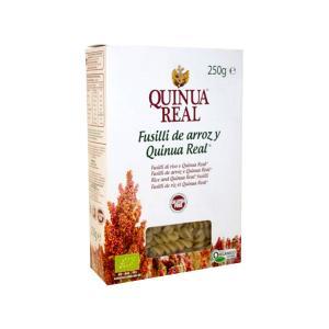Βίδες από Βασιλική Κινόα και Ρύζι 250g | Βιολογικό Ζυμαρικό Χωρίς Γλουτένη Χωρίς Ζάχαρη Χωρίς Αλάτι Vegan | Quinua Real