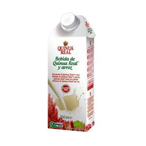 Royal Quinoa & Rice Organic Drink 1L | Gluten Free Vegan Lactose Free No Added Sugar | Quinua Real