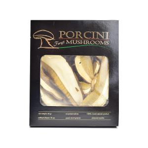 Dried Wild Porcini Mushrooms in Slices 30g | Extra Quality Porcinis Handpicked from Greek Forests | Mushrooms Hellas