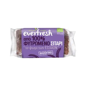 Sprouted Wheat Bread 400g | Organic Vegan No Added Salt | Everfresh