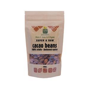 Organic Raw Cacao Beans 250g | Vegan Macrobiotics | GreenBay