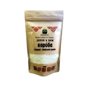 Organic Grated Coconut 150g | Raw No Added Sugar Vegan | GreenBay