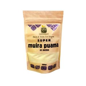 Muira Puama σε Σκόνη 100g | Vegan Vegetarian | GreenBay