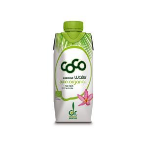 Νερό Πράσινης Καρύδας Φυσικό 330ml | Βιολογικό Φυσικό Νερό Καρύδας | Dr.Martins