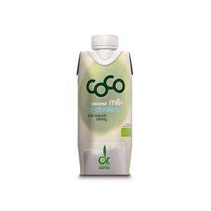 Ρόφημα Γάλα Καρύδας Mini 330ml | Βιολογικό Ρόφημα Χωρίς Ζάχαρη | Dr.Martins