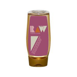 Raw Acacia Honey 350g | Organic No Added Sugar Vegetarian | Raw Health