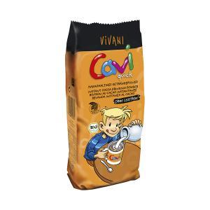 Cavi Quick | Instant Chocolate Powder 400g | Organic Vegan | Vivani
