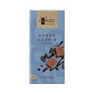 "Vegan Chocolate ""Choco Cookie"" with Rice Drink 80g 