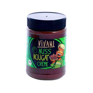 Επάλειμμα Σοκολάτα και Φουντούκι 400g | Βιολογικό Χωρίς Αλάτι |  Vivani
