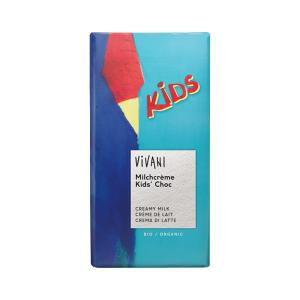 Milk Chocolate for Kids 100g | Organic Chocolate | Vivani