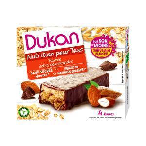 Dukan Γκοφρέτες Βρώμης με Σοκολάτα 120g | Υγιεινό Σνακ Χωρίς Ζάχαρη Χωρίς Λιπαρά | Dukan