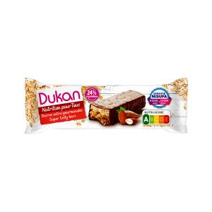Dukan Dark Chocolate Oat Bran Bar 36g | Healthy Snack High Fiber No Added Sugar | Dukan