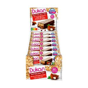 Dukan Γκοφρέτες Βρώμης με Σοκολάτα 36g | Υγιεινό Σνακ Χωρίς Ζάχαρη Χωρίς Λιπαρά | Dukan