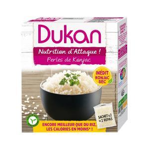Dukan Konjac Ρύζι 100g (2x50g) | Χωρίς Γλουτένη Λίγες Θερμίδες Χωρίς Λιπαρά | Dukan