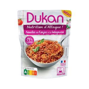 Dukan Konjac Noodles Bolognaise 280g | Gluten Free Fat Free Low Calories | Dukan