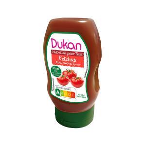 Dukan Κέτσαπ 320g | Χωρίς Ζάχαρη Χωρίς Γλουτένη Λίγες Θερμίδες | Dukan