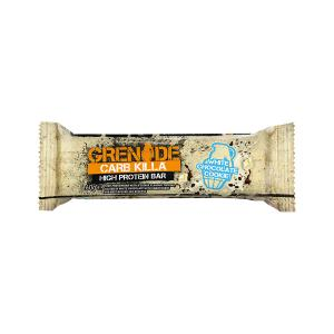 Carb Killa High Protein Bar White Chocolate Cookie 60g | Grenade