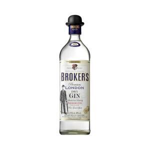 Broker's Gin 700ml | Premium London Dry Gin| Broker's
