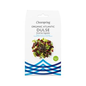 DULSE | Organic Dried Sea Vegetable 25g | Vegan Macrobiotics | Clearspring