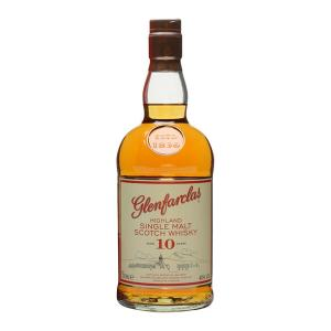 Glenfarclas 10 Year Old 700ml | Highland Single Malt Scotch Whisky | Glenfarclas