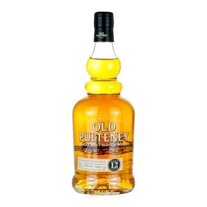 Old Pulteney 12 Year Old 700ml | Highland Single Malt Scotch Whisky | Old Pulteney