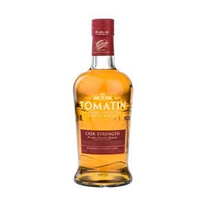 Tomatin Cask Strength 700ml | Highland Single Malt Scotch Whisky | Tomatin