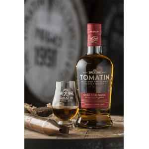 Tomatin Cask Strength 700ml   Highland Single Malt Scotch Whisky   Tomatin