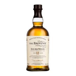 Balvenie 12 Year Old Doublewood 700ml | Single Malt Scotch Whisky | Balvenie