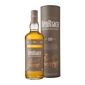 BenRiach 10 Year Old 700ml | Single Malt Scotch Whisky | BenRiach