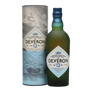 Glen Deveron  12 Year Old 700ml | Highland Single Malt Scotch Whisky | Glen Deveron