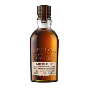 Aberlour 18 Year Old Double Cask Matured 500ml | Highland Single Malt Scotch Whisky | Aberlour