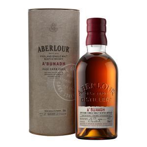 Aberlour A'Bunadh Cask Strength 700ml -    Highland Single Malt Scotch Whisky   Aberlour
