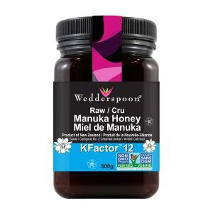 Ωμό Μέλι Manuka KFactor 12 500g | Wedderspoon