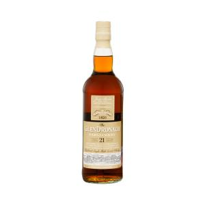 Glendronach 21 Year Old Parliament 700ml | Highland Single Malt Scotch Whisky | Glendronach