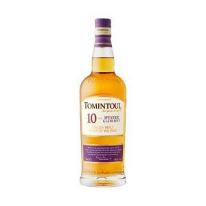 Tomintoul 10 Year Old 700ml | Single Malt Scotch Whisky | Tomintoul
