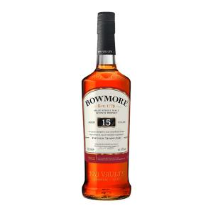 Bowmore 15 Year Old Darkest 700ml | Islay Single Malt Scotch Whisky | Bowmore
