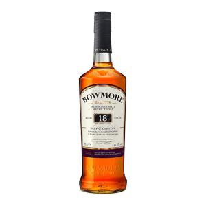 Bowmore 18 Year Old 700ml | Islay Single Malt Scotch Whisky | Bowmore