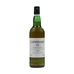 Laphroaig 15 Year Old 700ml   Islay Single Malt Scotch Whisky   Laphroaig