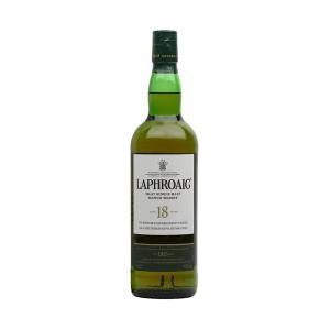 Laphroaig 18 Year Old 700ml   Islay Single Malt Scotch Whisky   Laphroaig