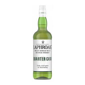 Laphroaig Quarter Cask 700ml | Islay Single Malt Scotch Whisky | Laphroaig