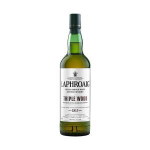 Laphroaig Triple Wood 700ml   Islay Single Malt Scotch Whisky   Laphroaig