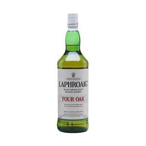 Laphroaig Four Oak 1L   Islay Single Malt Scotch Whisky   Laphroaig
