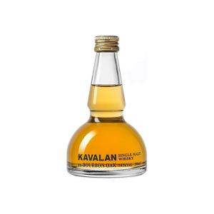 Kavalan Ex-Bourbon Oak Alambic Miniature 50ml | Single Malt Whisky | Kavalan